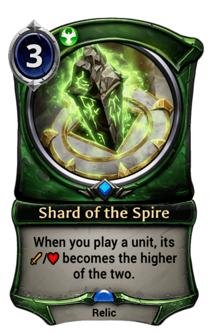 Card image for Shard of the Spire