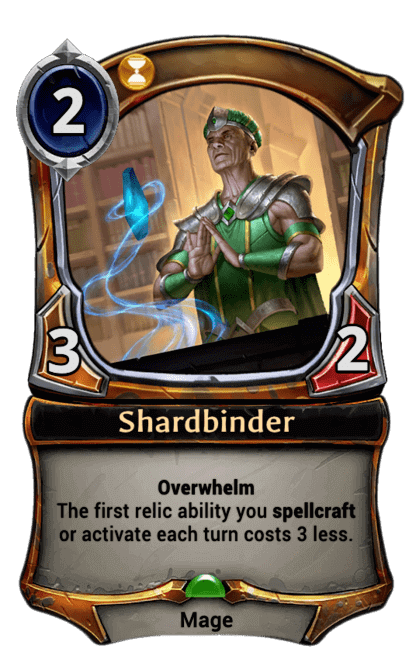 Card image for Shardbinder