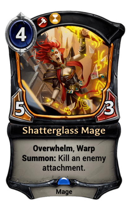 Card image for Shatterglass Mage