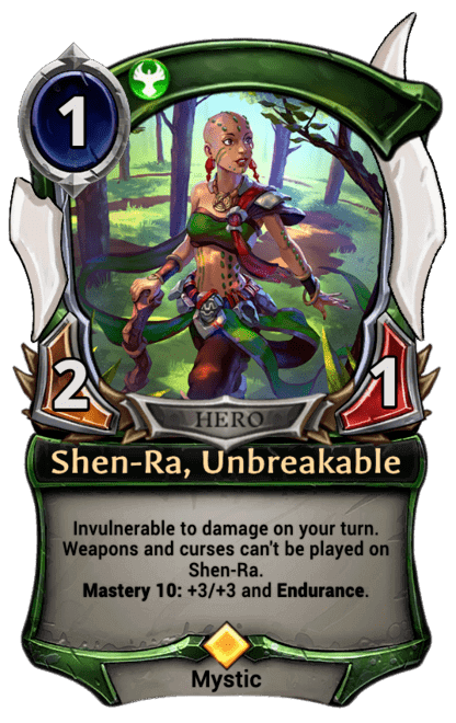 Card image for Shen-Ra, Unbreakable