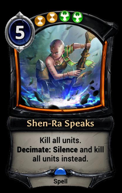 Shen-Ra Speaks