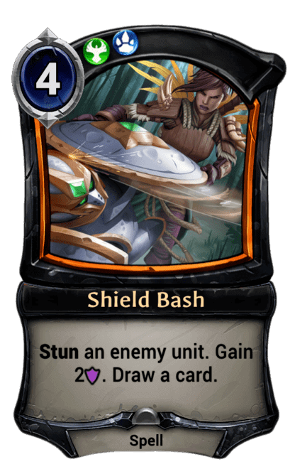 Card image for Shield Bash