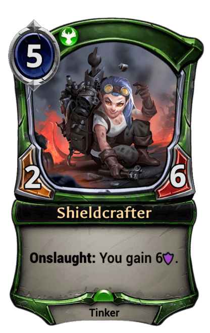 Card image for Shieldcrafter
