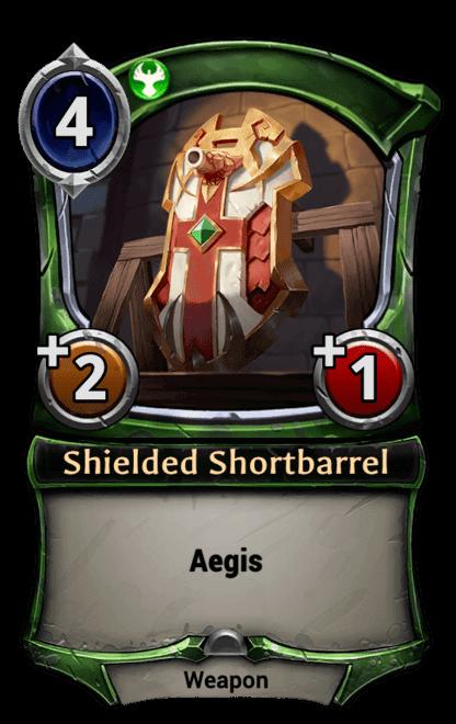 Card image for Shielded Shortbarrel