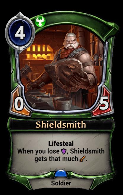 Card image for Shieldsmith