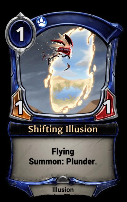 Card image for Shifting Illusion