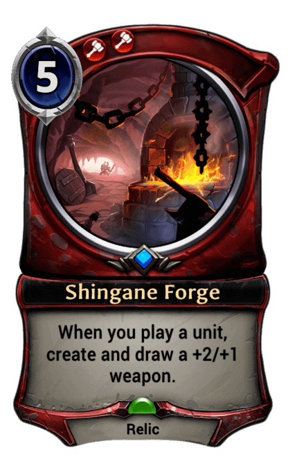 Card image for Shingane Forge