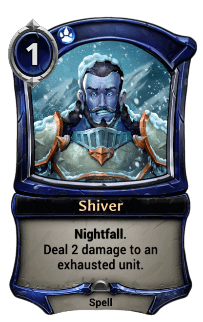 Card image for Shiver