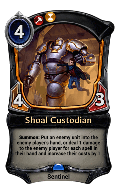 Card image for Shoal Custodian