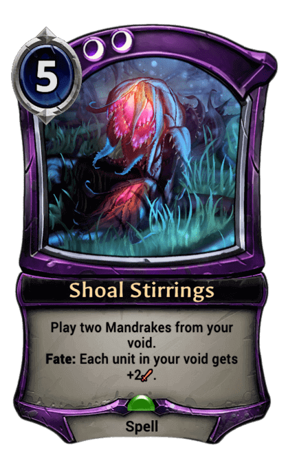 Card image for Shoal Stirrings