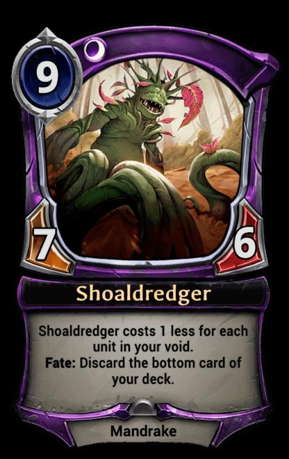 Card image for Shoaldredger