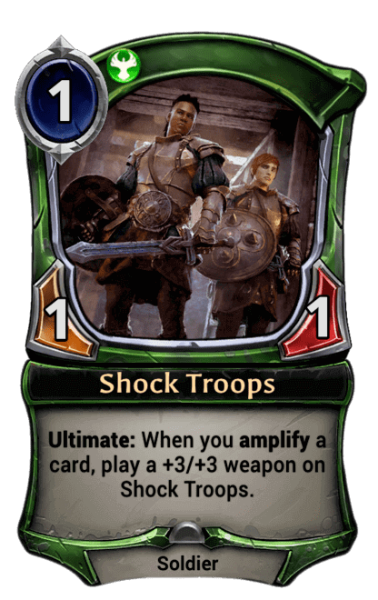 Card image for Shock Troops