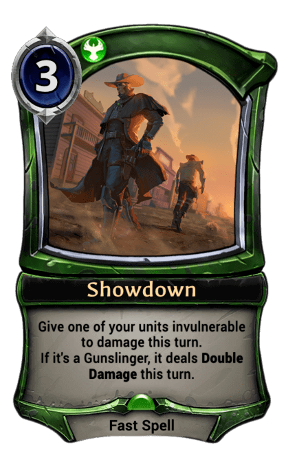 Card image for Showdown