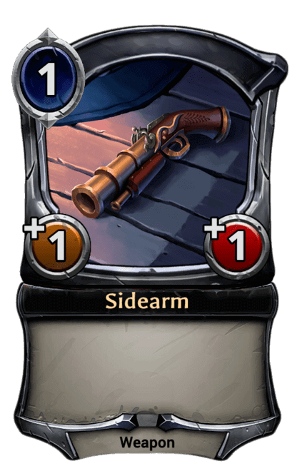 Card image for Sidearm