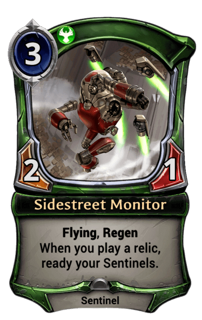 Card image for Sidestreet Monitor