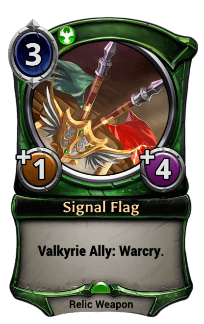 Card image for Signal Flag