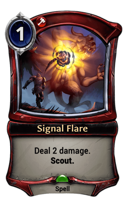 Card image for Signal Flare