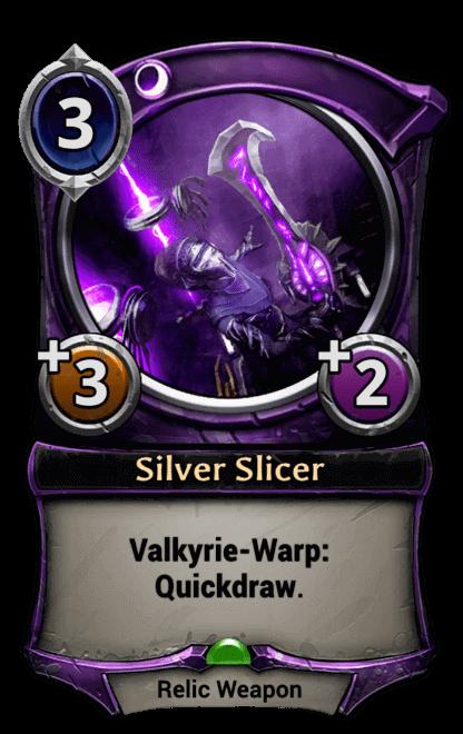 Card image for Silver Slicer