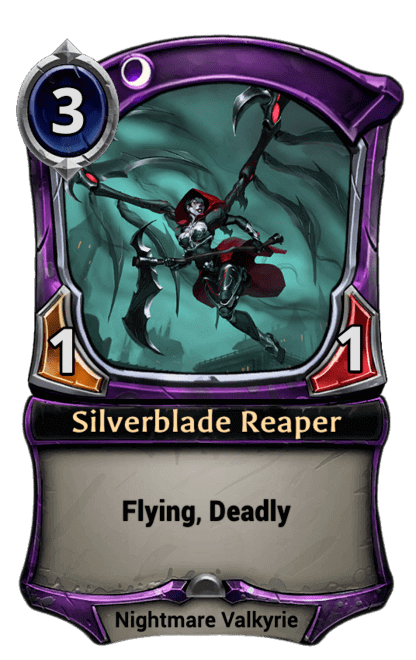 Card image for Silverblade Reaper