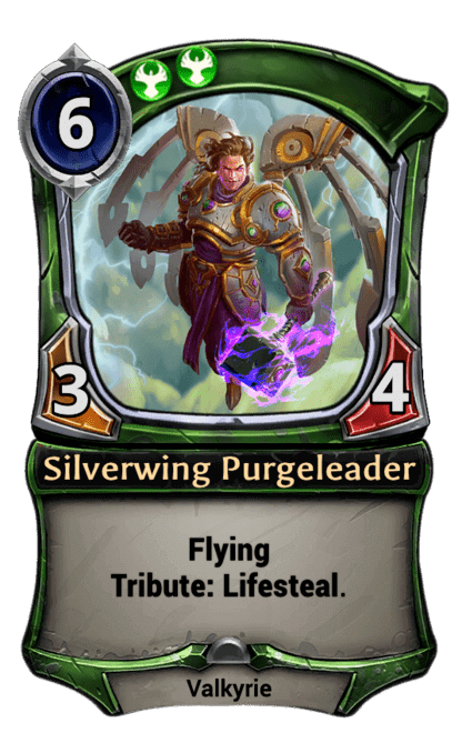 Card image for Silverwing Purgeleader