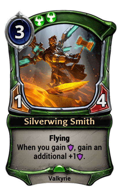Card image for Silverwing Smith