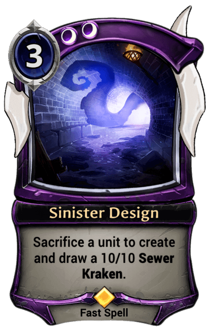 Card image for Sinister Design