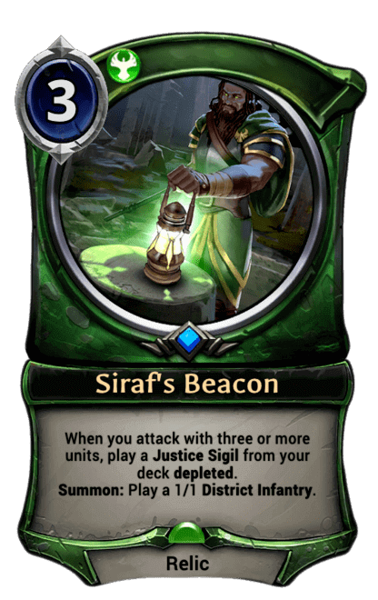 Card image for Siraf's Beacon