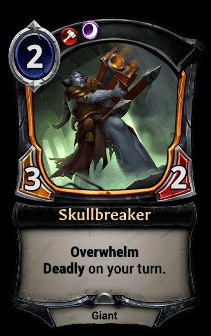 Card image for Skullbreaker