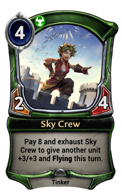 Card image for Sky Crew