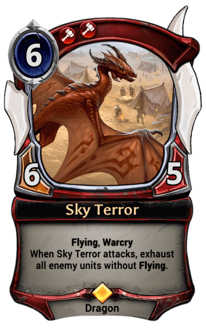 Card image for Sky Terror