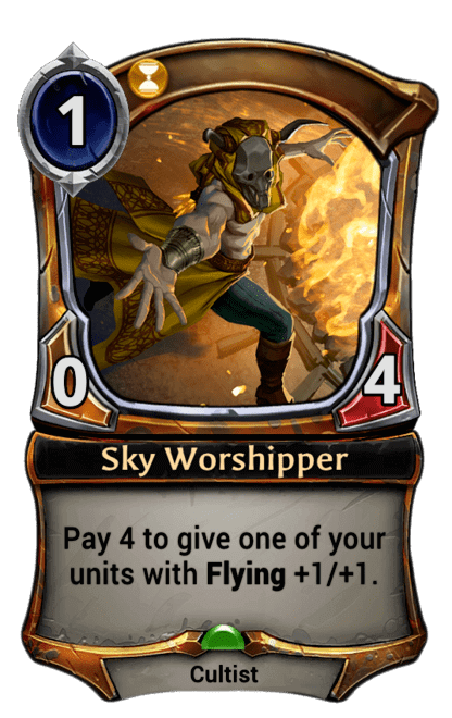 Card image for Sky Worshipper