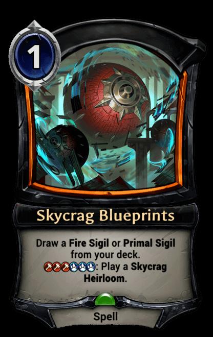 Card image for Skycrag Blueprints