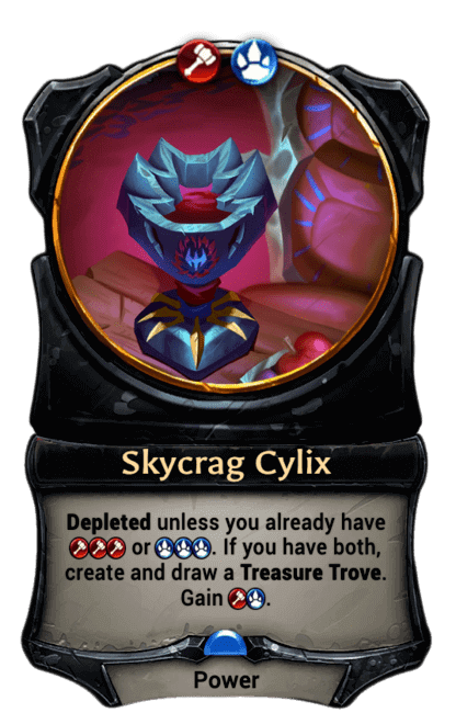Card image for Skycrag Cylix