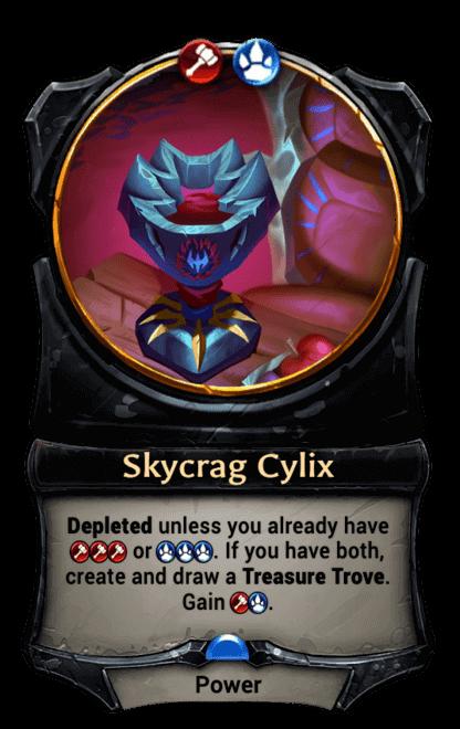 Card image for Skycrag Cylix