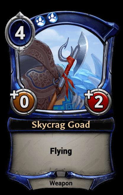 Card image for Skycrag Goad