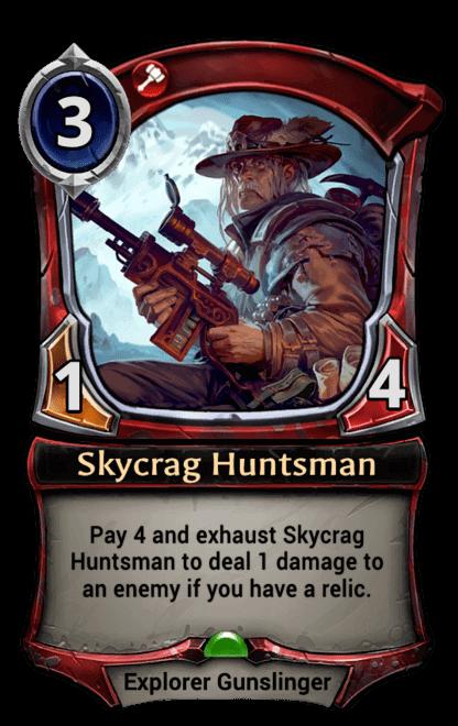Card image for Skycrag Huntsman