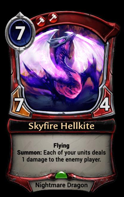 Card image for Skyfire Hellkite