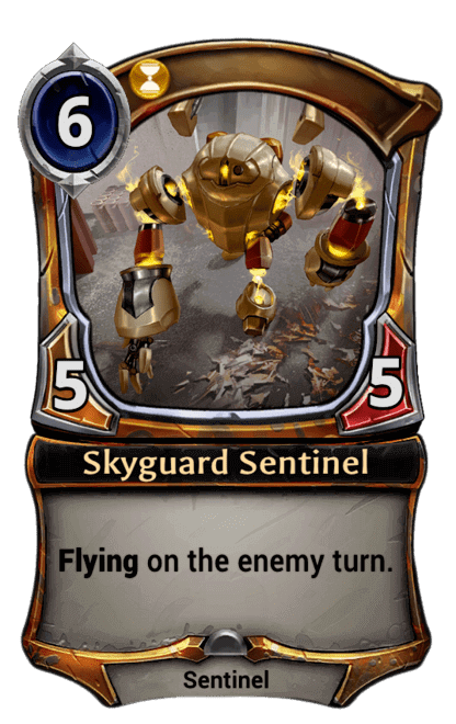Card image for Skyguard Sentinel