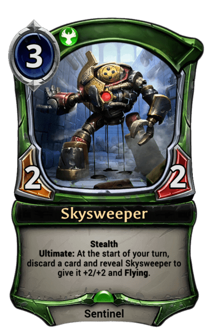 Card image for Skysweeper