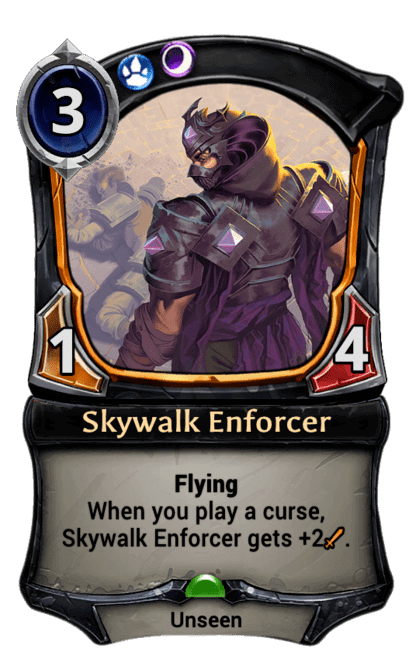 Card image for Skywalk Enforcer