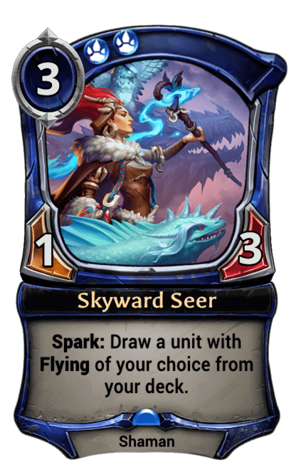 Card image for Skyward Seer