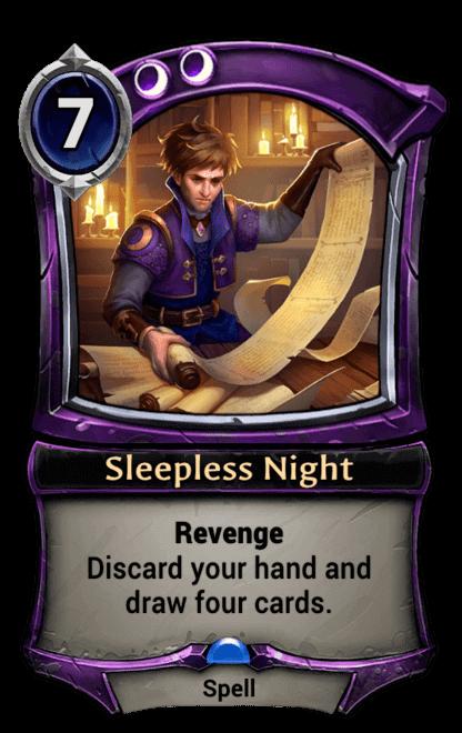 Card image for Sleepless Night