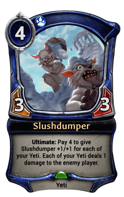 Card image for Slushdumper