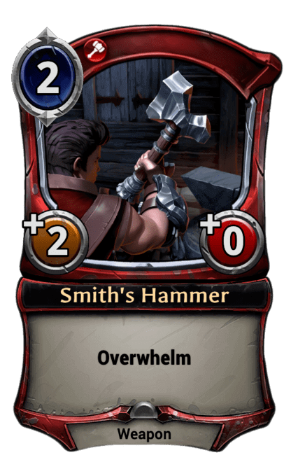 Card image for Smith's Hammer