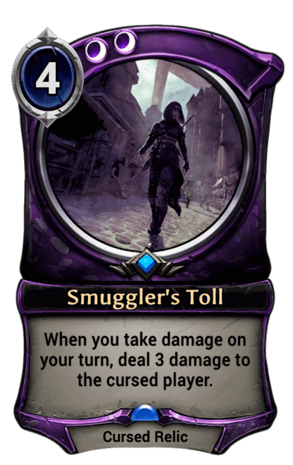 Card image for Smuggler's Toll