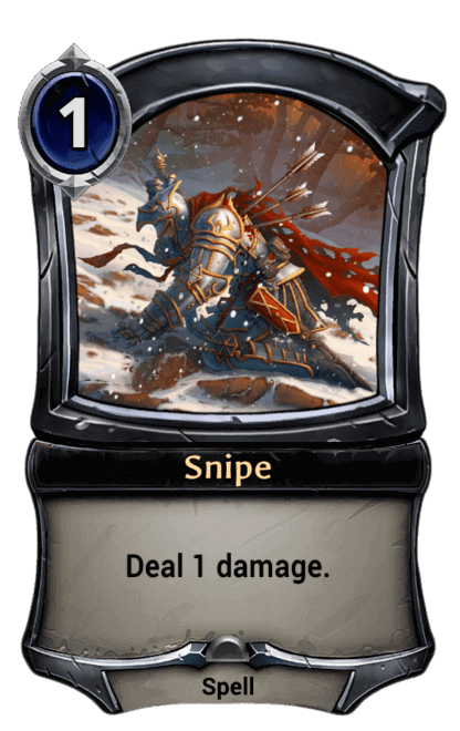 Card image for Snipe