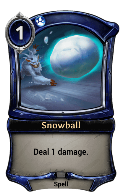 Card image for Snowball