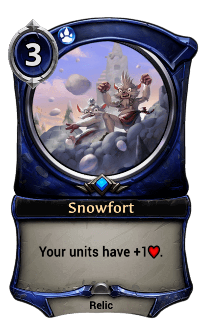 Card image for Snowfort