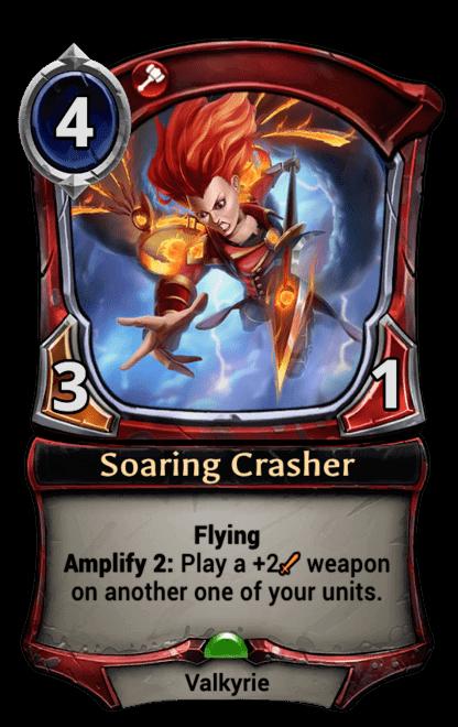 Card image for Soaring Crasher