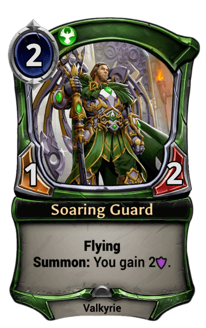 Card image for Soaring Guard